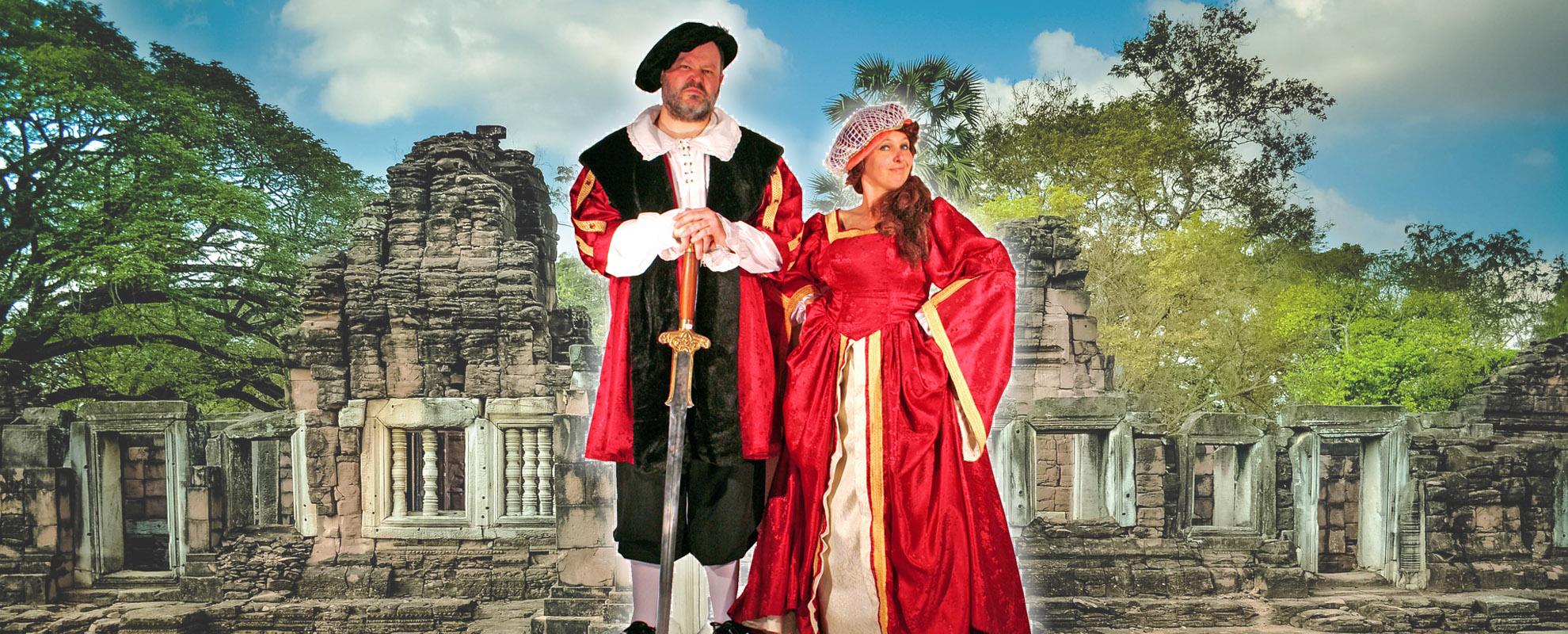 Mittelalter Kostüm Nürnberg